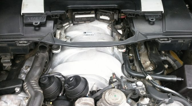 Не заводится Mercedes GL W164 .